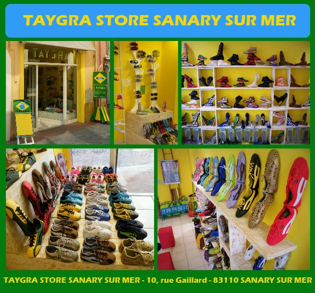 boutique TAYGRA à SANARY SUR MER (VAR - FRANCE)